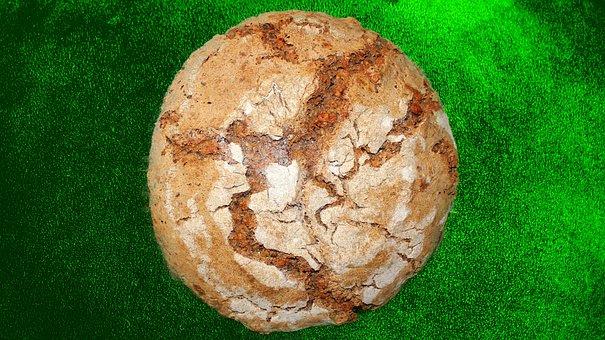 Background, Nature, Bread, Sourdough Bread