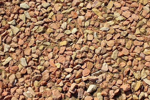 Pebbles, Surface, Model, Texture, Batch, Harsh