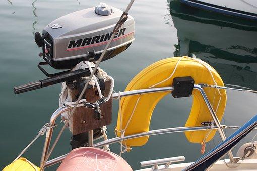 Boat, Outboard, Maritime, Nautical, Sea, Yacht