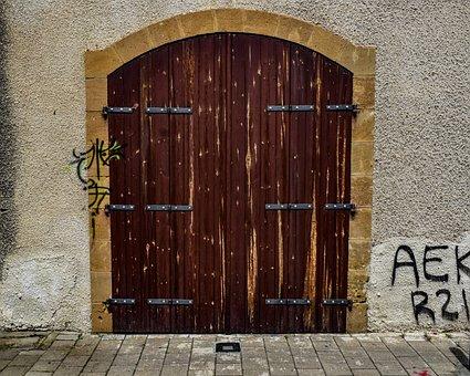 Door, Doorway, Wood, Entrance, Wooden, Architecture