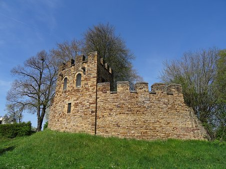 Castle, Roman Fort, Grinario, Köngen, Limes, Fixing