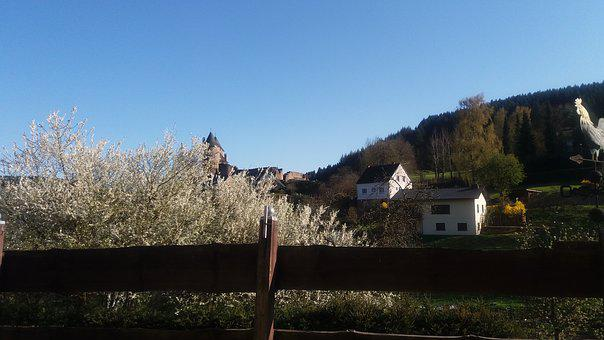 Nature, Sky, Tree, Landscape, Home, Panoramaj, Travel