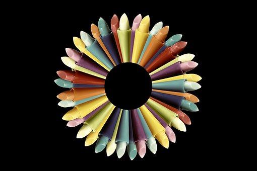 Pen, Lipstick, Rosette, Blossom, Bloom, Network
