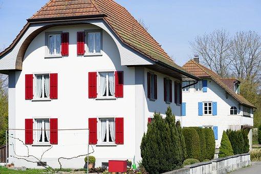 Home, Building, Ründihaus, Ründi