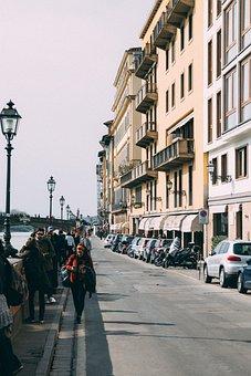 Street, City, Tourism, Town, Travel, Urban