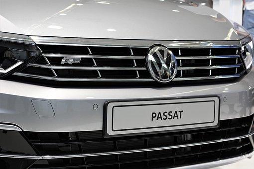 Car, Volkswagen Passat R Line, Auto Show Zagreb 2018