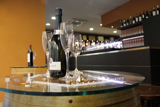 Drink, Alcoholic Beverage, Wine, Restaurant, Wine Bar