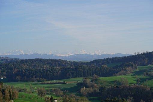 Alpenblick, Isenhuet, Vantage Point Isehuet, Altbüron