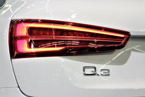 Car, Audi Q3, Auto Show Zagreb 2018, Modern Technology
