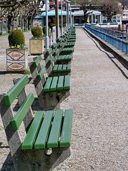 Promo, Benches, Gmunden