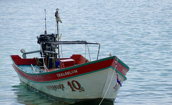 Waters, Boot, Transport System, Ship, Sea, Fishing Boat