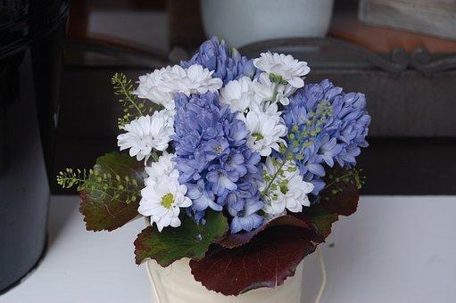 Flower, Bouquet De Fleurs, Vase, Plant, Floral