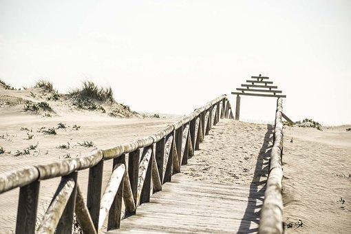 Sand, Nature, Sky, Travel, Outdoors, Beach, Summer