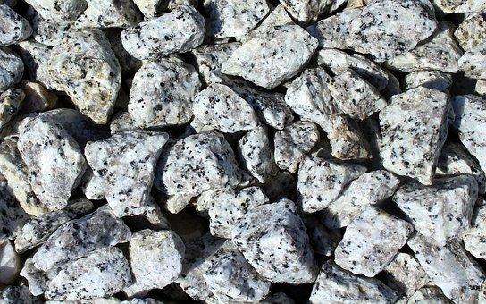 Granite, Stone, Cora Stone, Harsh, Texture, Model