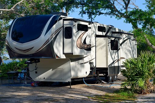 Recreational Vehicle, Camper, Camping, Travel, Vehicle
