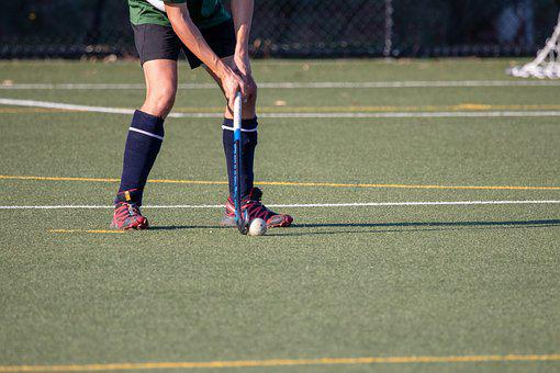 Hockey, Competition, Ball, Athlete, Game, Sport, Field