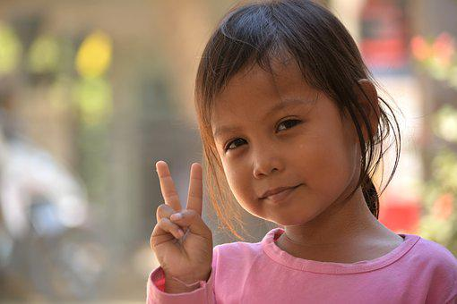 Child, People, Cute, Girl, Happiness
