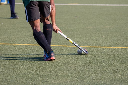 Hockey, Competition, People, Ball, Sport, Athlete