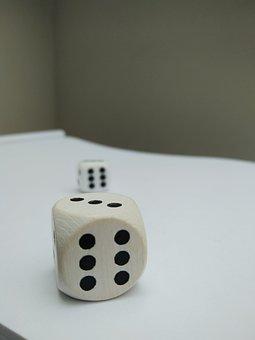 Cube, Gambling, Gamble, Risk, Luck