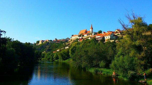 Znojmo, Czechia, Czech Republic, Thaya