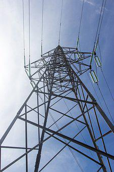 Electricity, Voltage, Power, Industry, Energy