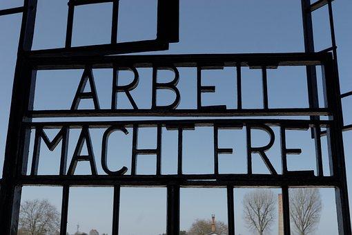 Arbeit, Macht, Frei, Sachsenhausen, Concentration, Camp