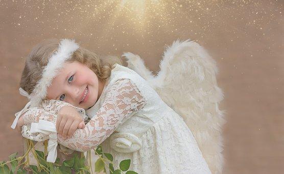 Light, Sun, Sparkle, Angel, Angel Girl, Fantasy