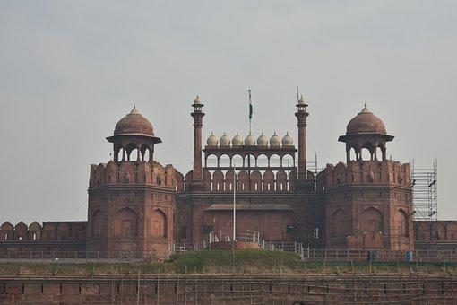 Architecture, Building, Minaret, Travel, Mausoleum