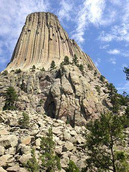 Nature, Travel, Landscape, Rock, Mountain, Summer