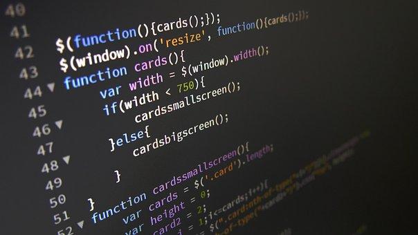 Code, Javascript, Programming, Source Code, Program