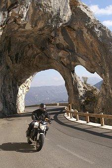 Motorbike, Motorcycle, Bike, Travel, Outdoors, Road