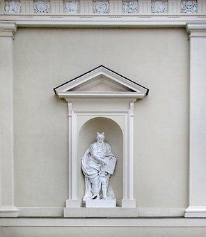 Architecture, Marble, Sculpture, Door