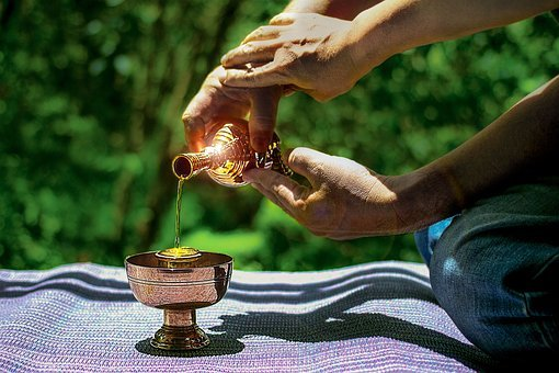 Ritual, Theravada Buddhism, Buddhist, Traditional