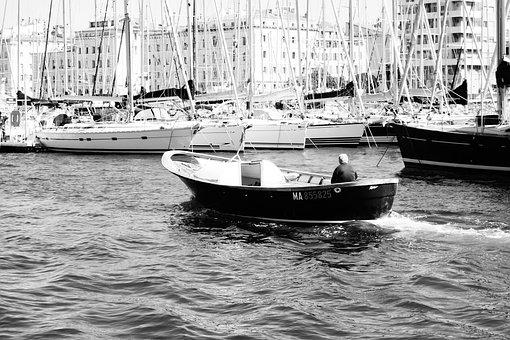 Watercraft, Transportation System, Sea, Water, Ship