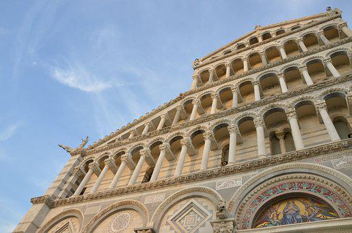 Architecture, Travel, Sky, Tourism, Old, Ancient