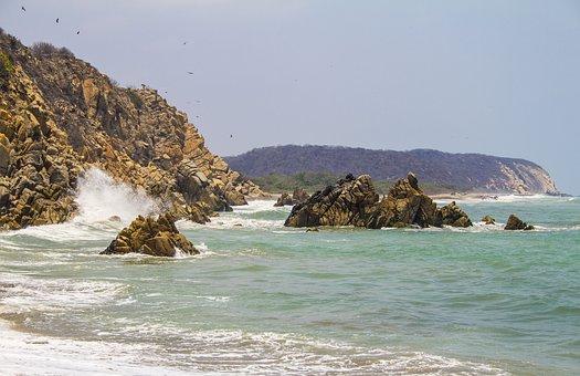 Water, Sea, Seashore, Travel, Beach, Wave, Ocean