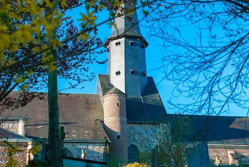 Architecture, Travel, Sky, Tree, Church