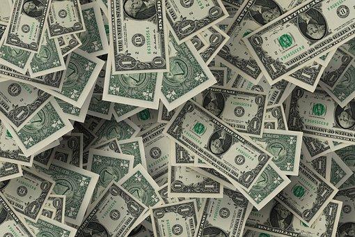 Wealth, Currency, Finance, Dollar