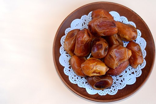 Dates, Dried, Food, Dried Fruits, Sweet, East, Fruit