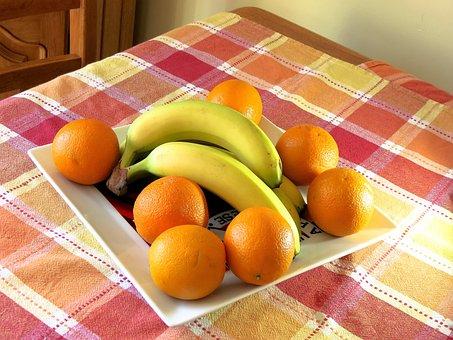 Food, Fruit, Fruit Juice, Greet, Snack, Oranges