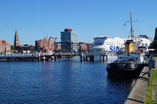 Water, Travel, Megalopolis, River, Shelter, Kiel
