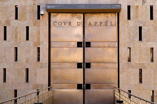Door, Architecture, Modern, Judgment, Justice
