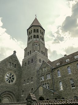 Architecture, Church, Tower, Building, Old