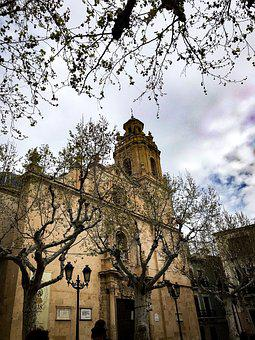 Architecture, Tree, Travel, City, Old, Outdoors
