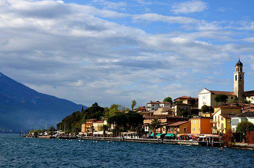Water, Travel, Architecture, Panoramic, Outdoors, Town