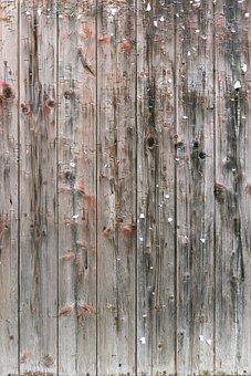 Wooden Boards, Staples, Paper Scraps
