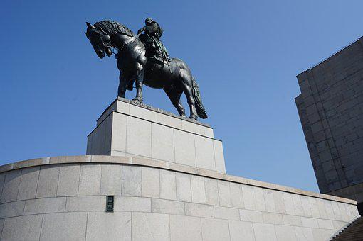Prague, Czechia, Europe, Monument, City, Praha, History