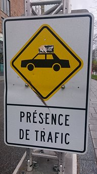 Road, Traffic, Attention, Sign, Security, Signage