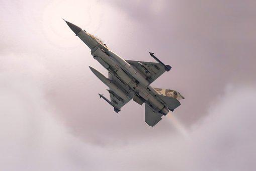 Military, Aircraft, Fighter, Airplane, War