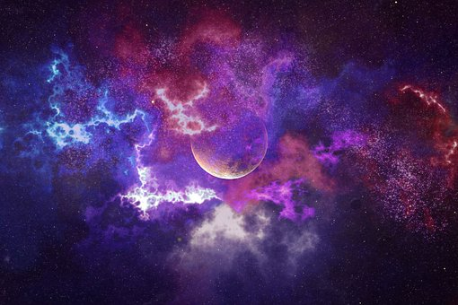 Abstract, Outer Space, Astronomy, Darkness, Galaxy